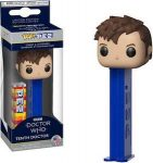 Doctor Who 10th Doctor PEZ Dispenser