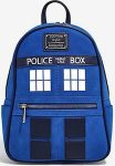 Dr. Who Tardis Mini Backpack