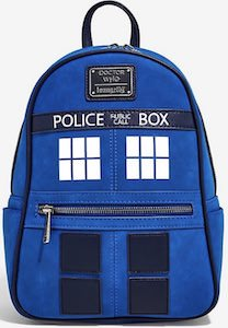 Tardis Mini Backpack