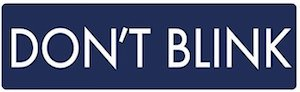 Doctor Who Don't Blink Car magnet