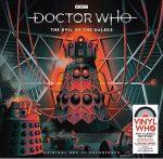 Doctor Who The Evil Of The Daleks Vinyl Soundtrack