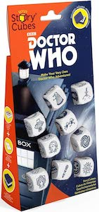 Rory's Story Cubes Doctor Who
