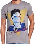 Doctor Who 80s Style 10th Doctor T-Shirt