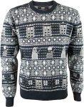 Doctor Who Dalek And Tardis Christmas Sweater