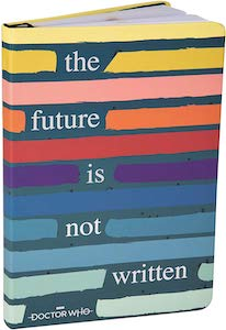 The Future Is Not Written Notebook