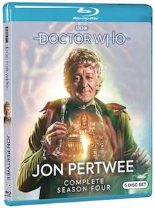 Doctor Who Season 4 Blu-ray