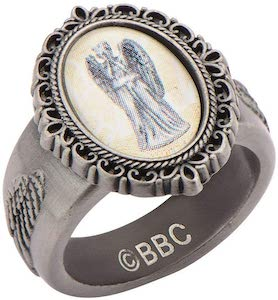 Weeping Angel Ring