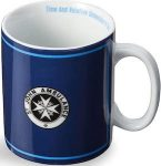 Doctor Who St John Ambulance And Tardis Sign Mug