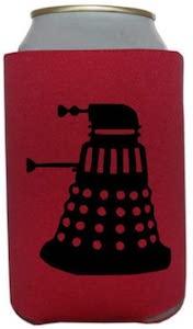 Doctor Who Dalek Can Koozie