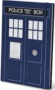 Tardis Notebook