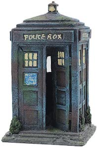 Doctor Who Tardis Aquarium Ornament