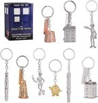 Doctor Who Mysterybox Keychain