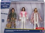 Doctor Who Sarah Jane Smith & Romana Action Figures