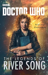 The Legends Of River Song Book
