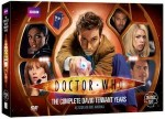 Doctor Who The Complete David Tennant Years DVD Set