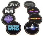 Doctor Who Logo Coasters