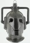 Doctor Who Cyberman head ornament