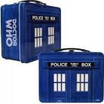 Dr. Who Tardis Metal Lunch Box