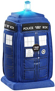 Dr WhoTardis Plush With Light And Sound