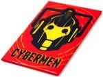 Shop Doctor Who Cybermen Fridge Magnet