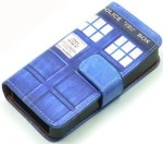 dr. who Tardis iPhone 4S Cover With Stand
