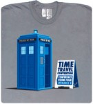 Doctor Who Time Travel Convention T-Shirt