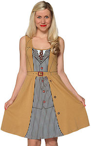 Shop Doctor Who for a 10th Doctor Costume Dress
