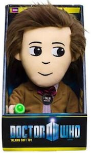 Eleventh Doctor Plush toy