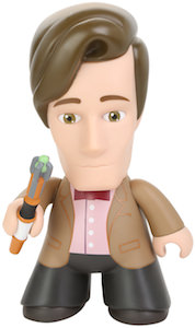 Dr. Who 11th Doctor Vinyl Action Figure