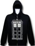 Dr. Who Doctor Who Tardis Follow Me Hoodie