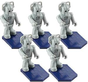 Cyberman Army action figures