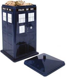 Dr. Who Doctor Who Tardis Cookie Tin