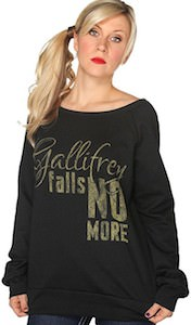 Gallifrey Falls No More Sweater