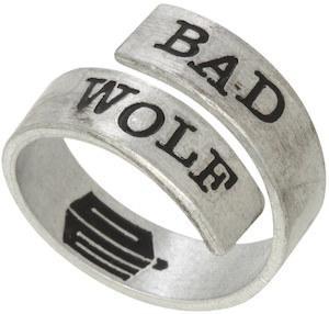 Bad Wolf Wrap Around Ring