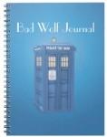 Doctor Who Tardis Spiral Bound Journal