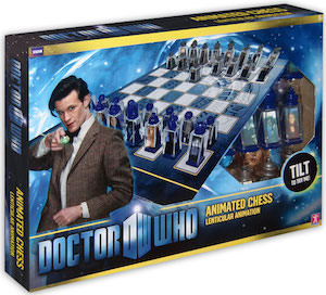 Doctor Who Chess Game