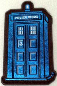Doctor Who Tardis Shaped Fridge Magnet