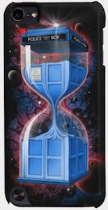 Doctor Who Tardis Space Time Phone Case
