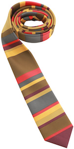 Doctor Who 4th Doctor Scarf Neck Tie