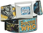 Doctor Who Comic Style Belt
