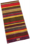 Dr Who 4th Doctor Scarf Beach Towel