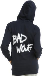 Doctor Who Bad Wolf Girls Hoodie