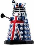 Doctor Who Union Jack Dalek Figurine