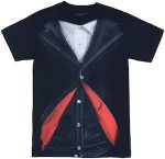 Doctor Who 12th Doctor costume t-shirt