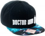 Doctor Who Tardis In Space Snapback Hat