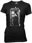Dr. Who The 9th Doctor And Rose T-Shirt