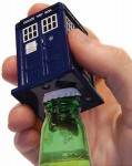 Doctor Who Tardis Bottle Opener With Sound