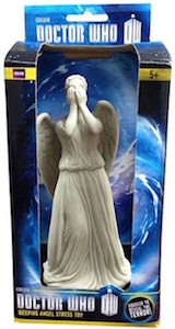 Dr. Who Weeping Angel Stress Toy