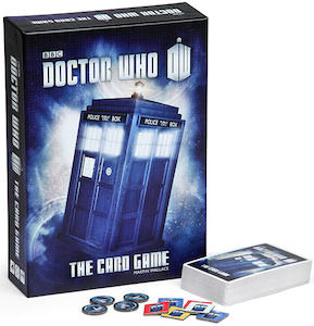 The Official Doctor Who Card Game