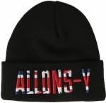 Doctor Who Allons-y Beanie Hat